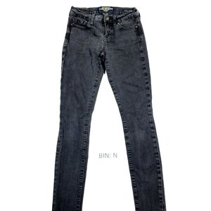 Lucky Brand Jeans Size 0 / 25 Black Stretch :N